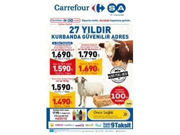CarrefourSA 9 - 16 Temmuz Kataloğu - 1