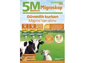 Migros 23 Temmuz - 5 Ağustos Migroskop - 60