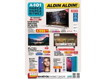 A101 30 Temmuz Aldın Aldın - 1