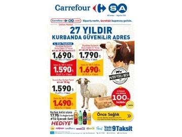 CarrefourSA 30 Temmuz - 3 Ağustos Kataloğu - 1