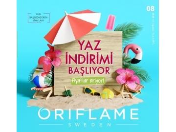 Oriflame Ağustos 2020 - 1