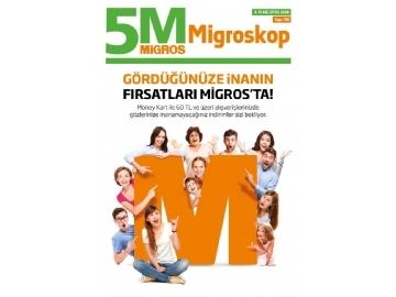 Migros 6 - 19 Ağustos Migroskop - 1