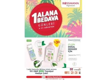 Rossmann 1 Alana 1 Bedava - 1