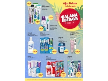 Rossmann 1 Alana 1 Bedava - 14