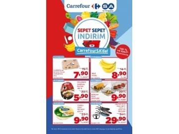 CarrefourSA 12 - 19 Ağustos Kataloğu - 1