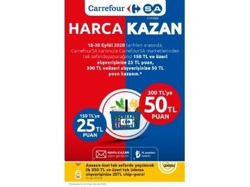 CarrefourSA 17 - 30 Eylül Kataloğu - 1