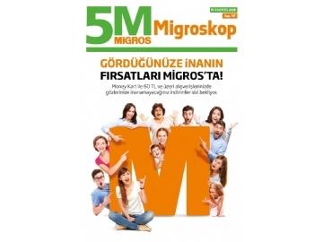 Migros 17 - 30 Eylül Migroskop - 1