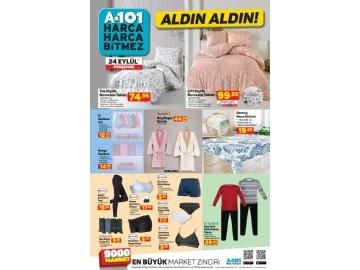A101 24 Eylül Aldın Aldın - 7