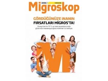 Migros 7 - 20 Ocak Migroskop - 1