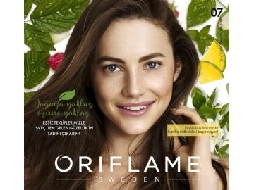 Oriflame Temmuz 2021 - 1