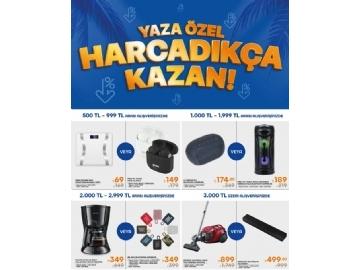 Teknosa Harcadıkça Kazan 2021