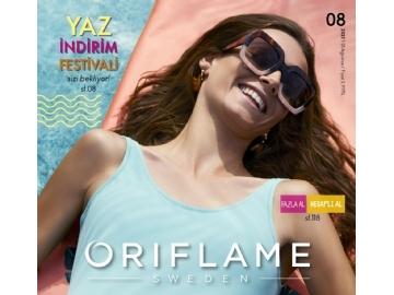 Oriflame Ağustos 2021 - 1