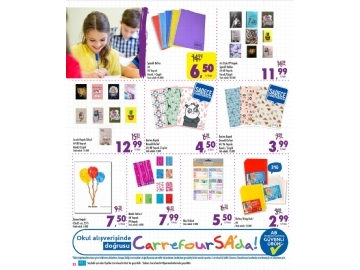 CarrefourSA Kırtasiye Ürünleri 2021 - 22