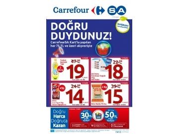 CarrefourSA 2 - 15 Eylül Kataloğu - 1