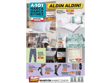 A101 23 Eylül Aldın Aldın - 7