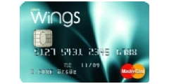 Axess Wings Card Logo