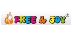 Free And Joy Logo
