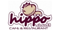 Hippo Lounge Cafe Logo