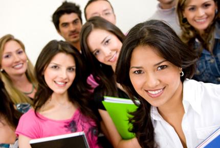 онлайн фото студенты