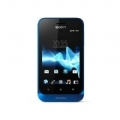 SONY XPERIA-TIPO-BLUE 3.2 MP KAMERA BLUETOOTH WIFI 3G MP3 FM UZUN PİL OMRU MAVİ