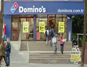 Dominos Pizza Reklamları Dominos Pizza