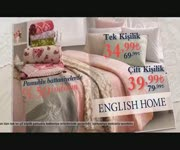 English Home - Pamuklu Battaniye