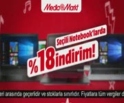 Media Markt 23 Nisan Kampanyası - Notebook