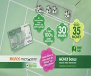 Migros - 30 Money Kazan