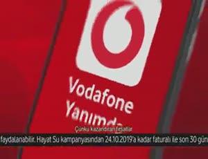 Vodafone Enflasyonla Topyekün Mücadele Kampanyası Cep Telefonu
